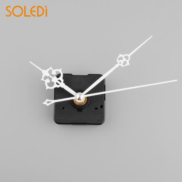 Clock Mechanism DIY Kit Mechanism For Clock Parts Wall Clock Quartz Hour Minute Hand Quartz Clock Movement Home Decoration