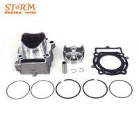 Двигатели для автомобиля цилиндр Наборы с поршня и кольцо для Xmotos Кайо T6 K6 J5 RX3 xz250r nc250 nc250cc NC 250cc xz250r zs250gy 3