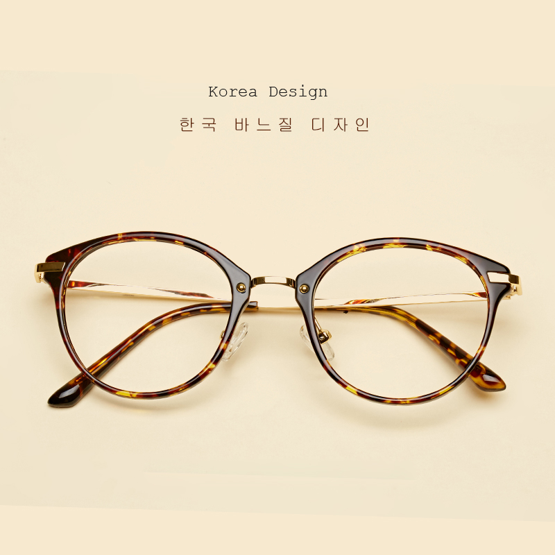 LIYUE women\'s elegant eyewear frame Computer Glasses Frames Clear ...