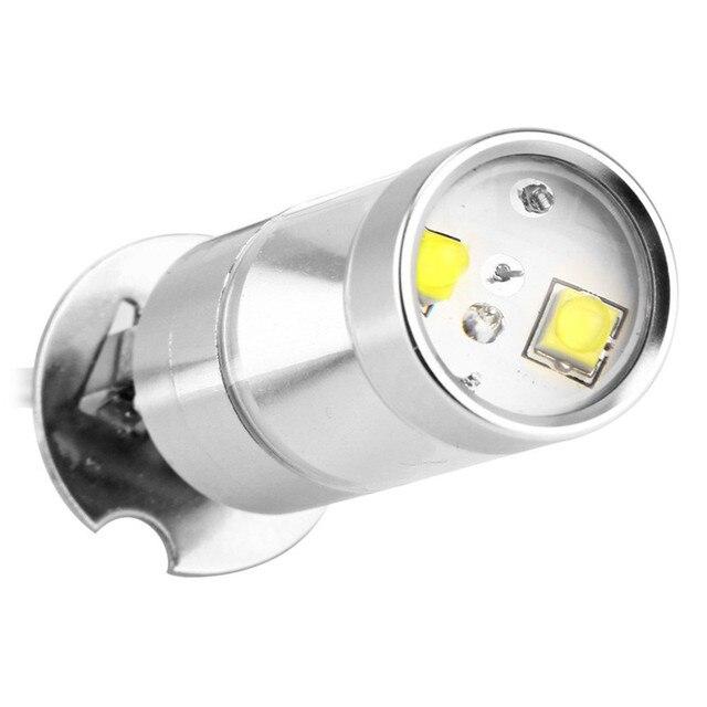 New 1Pcs H3 50W High Power LED Car Fog Light Driving Bulbs 12V Lamp LED Bulb for Automotive Parking Vehicle External Light