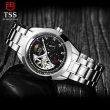 TSS mens watches top brand luxury Sapphire Surface waterproof watch men luminous mechanical automatic wrist watches for men