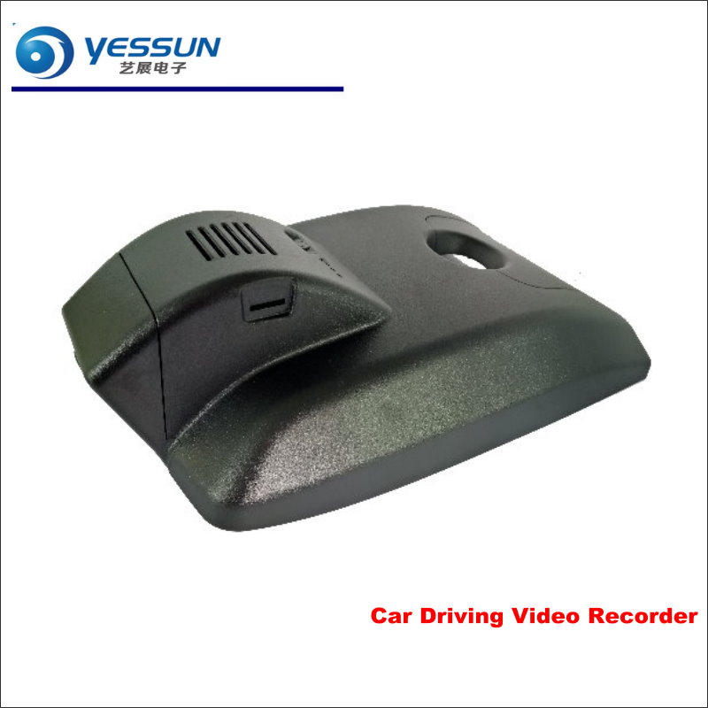 YESSUN For Volkswagen VW Camry 2018 Car Front Camera DVR Driving Video Recorder Black Box Dash Cam Plug OEM 1080P WIFI цена