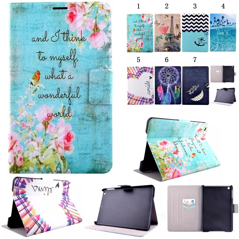 2017 New Design Cover Cases For Samsung Galaxy Tab 4 10.1 T530 T531 T535 Leather PU Case Cover Cartoon Cute Tablet Accessories