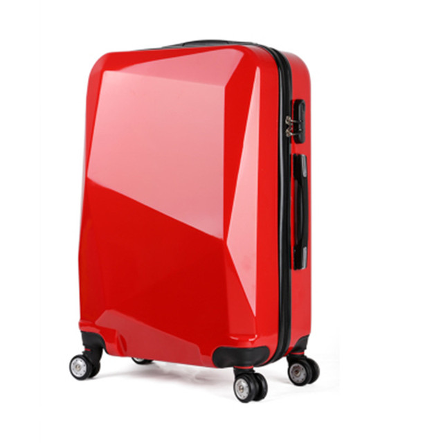Suitcase bags valiz bag famous designer women and men, ABS+PC trolley case, new style,  travel luggage,  lock, mute,20 24 ...
