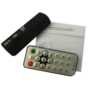 Image 5 - New Digital USB2.0 Mini HD TV Stick FM+DAB DVB T RTL2832U+R820T for SDR Tuner Receiver Recorder For Laptop PC,Dropshipping