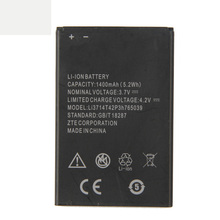 Original Li3714T42p3h765039 Phone battery For ZTE Blade A3 T220 AF3 T221 A5 AF5 T221 C341 1400mAh