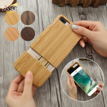Get more info on the KISSCASE 2 In 1 For iPhone 7 7 Plus Case Original Natural Bamboo Wood Phone Case For iPhone 7 7 Plus Detachable Ultra Thin Coque
