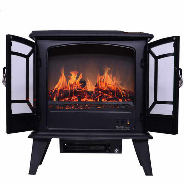 High-end european-style heaters Independent type electric fireplace heater heating furnace