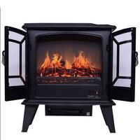 Высококлассные нагреватели в Европейском стиле  Автономный тип  электрический нагреватель камина  нагревательная печь