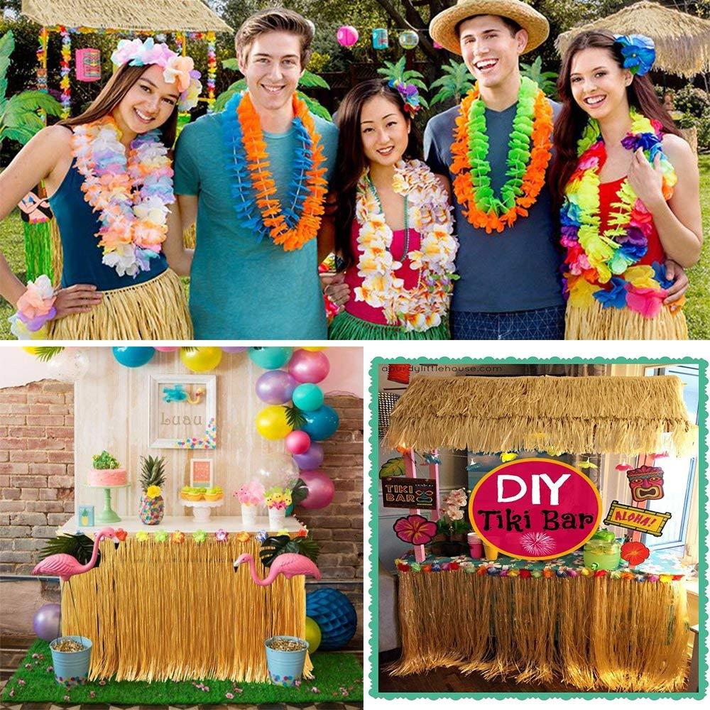 такого атрибуты для вечеринки в гавайском стиле фото физическими метаморфозами спортсменов