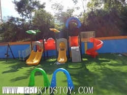 Eksportowane do indonezji Anti-rust przedszkole plac zabaw dla dzieci HZ-13402B
