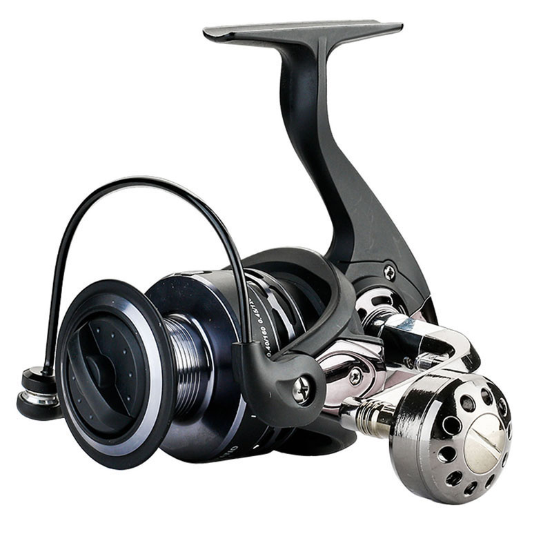Outdoor Spinning Wheel Bestsellers Squid Fishing Reels Left Handle Metal