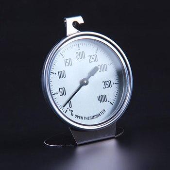 0-400 Graus de Alta qualidade Grande Forno de Aço Inoxidável Termômetro de Forno Especial Ferramentas de Cozimento de Termômetro de Medição 1