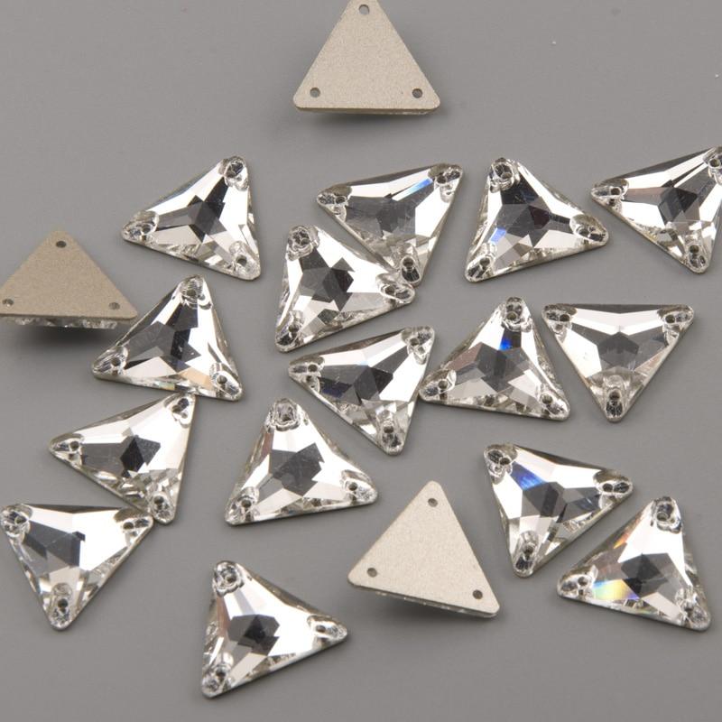 YANRUO 3270 Τρίγωνο Ράψιμο σε Rhinestones - Τέχνες, βιοτεχνίες και ράψιμο - Φωτογραφία 3