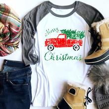 0799119d2ad Buy merry christmas t shirt women and get free shipping on AliExpress.com