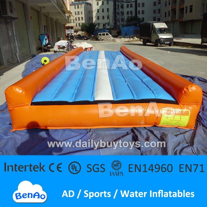 GA004  EU 10m 33ft European Inflatable Air Track /Airtrack / Air tumbling+Blower+Repairt Kits+Free Express Shipping
