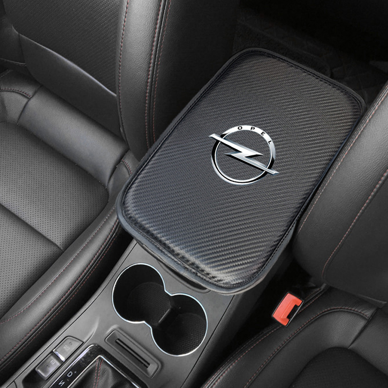 Image 5 - Car Console Box Armrest Pad Protective Mat Cover for OPEL Corsa Insignia Astra Antara Meriva Zafira Auto Accessories-in Car Tax Disc Holders from Automobiles & Motorcycles