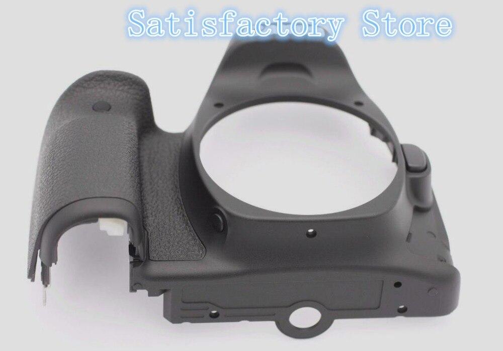 Nouveau pour canon pour EOS 80D ensemble de couverture avant avec poignée pièce de réparation de rechange en caoutchouc
