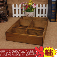 New ZAKKA Series Storage Box Plain Wooden Box Gifts Wholesale Custom Manufacturers