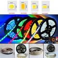 5m RGB LED Strip Light 5050 5630 5730 3528 2835 SMD 60Leds/M Led Stripe String Flexible Ribbon Led Tape Non-waterproof Lampada