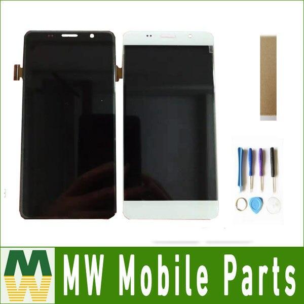 Pour Tesla Smartphone 6.2 Lite écran LCD avec capteur tactile verre numériseur assemblage noir blanc avec outils et ruban