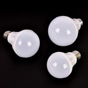 E27 3W 5W 7W 9W DC 12 V LED Po