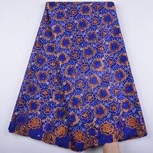 아프리카 레이스 패브릭 스위스 Voile 끈 패브릭 고품질 코 튼 레이스 패브릭 프랑스 레이스 패브릭 남성 여성을위한 모든 드레스 A1344