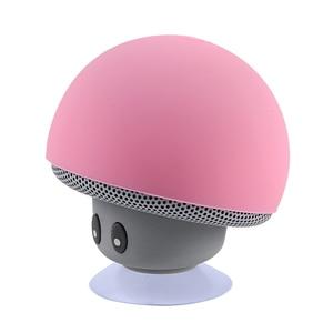 Image 5 - Mini altoparlante Bluetooth impermeabile fungo musica Wireless HiFi Stereo Subwoofer vivavoce per telefono Android IOS