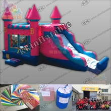 Treasure Island Theme Activity Bouncy Castle / Inflatable Bouncer Combo