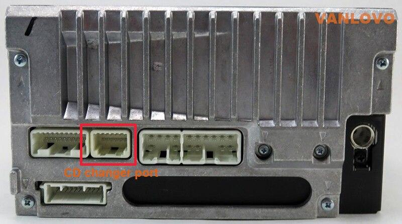 Соединение bluetooth автомобильный комплект с Aux in интерфейсом и USB зарядным устройством для Scion Xa XB xD tC w/o навигации - 6