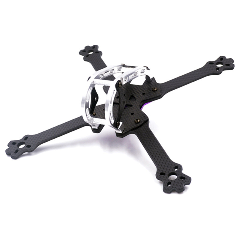LSX5 230mm FPV Racing Frame Kit Stretch X 5mm 6mm Arm Thickness 3K Carbon Fiber DIY Multirotor Spare Parts