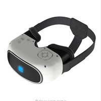 Qiateng VR Box Virtual Reality Google Android 1280*720 All In One VR Glasses Helmet Video Movie Game Wireless Bluetooth Gamepad
