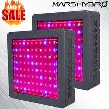 2PCS Mars Hydro Mars II 400W LED Grow Light ,Full Spectrum led grow lights Hydro Indoor Plants Veg Flower