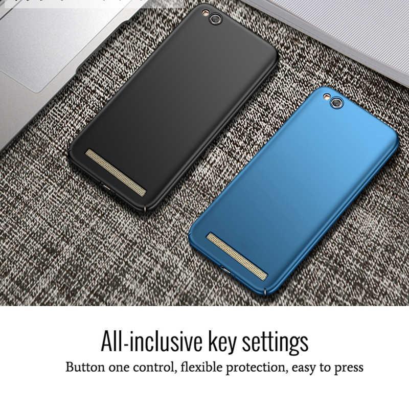 ل Xiaomi Redmi 4 4X 4A 5 زائد الصلب PC ضئيلة غطاء إطار هاتف محمول Redmi ملاحظة 5A 3 4 4X الموالية خاص طبعة النسخة العالمية ماتي حالة