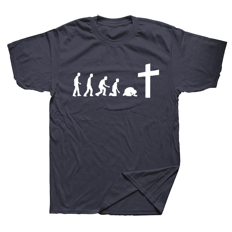 God is Love Jesus is Wonderful Team Jesus Evolution Real Men Pray T-Shirt Christian Shirt Jesus Religious Faith Christ T Shirt