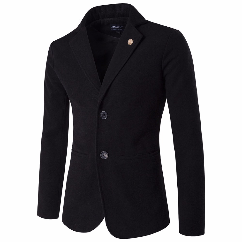 Compra hombres blazer designs online al por mayor de China