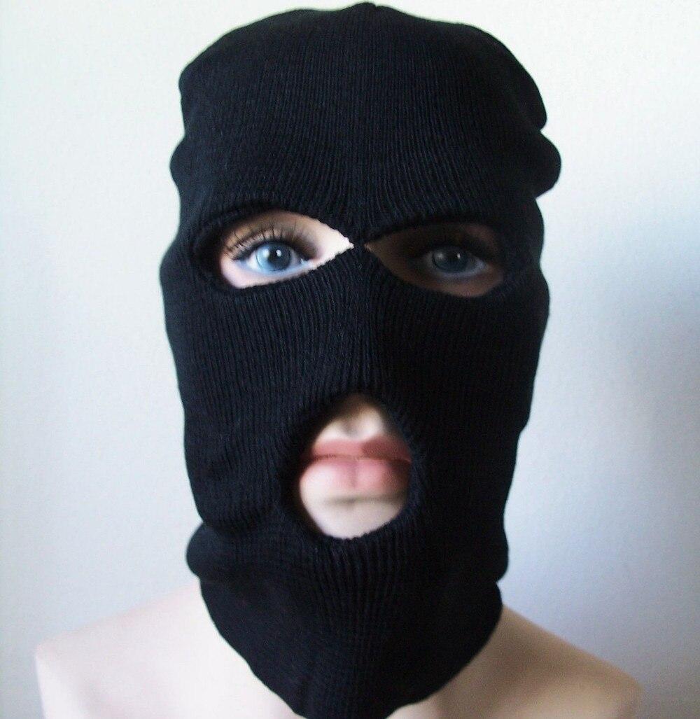 Free shipping Knit Balaclava full face ski mask knitted Hood ...