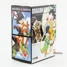 Dragon Ball Z Super Saiyan Goku with Dragon Riding PVC Action Figures
