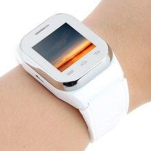 Neue Smart Watch Phone 1,44 «SC6531 0,32 GHz 32 MB (RAM) + 32 MB (ROM) 0.08MP GSM900/1800 Dual-karte Slide-out Tastatur Smartwatch