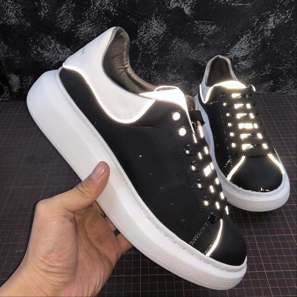 Plates 2019 Non Lumineux Kelly Hommes Baskets slip Qualité Supérieure 1 3 Confortable Sac Chaussures Luxe De 2 D2E9HI