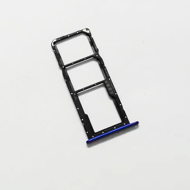 US $2 2 |For Huawei Honor 8X SIM Card Tray Micro SD Card Holder Slot  Adapter Parts Sim Card Adapter-in SIM Card Adapters from Cellphones &