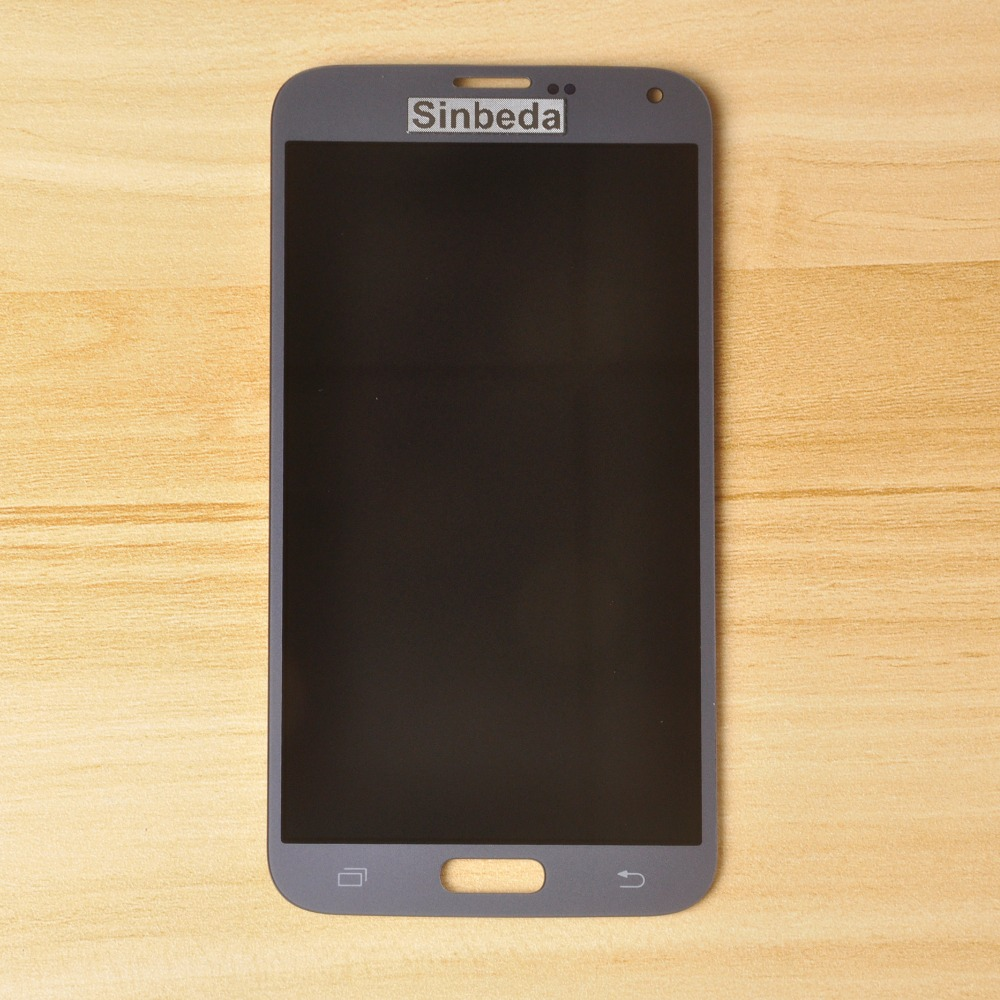 Original Super AMOLED Für <font><b>Samsung</b></font> <font><b>Galaxy</b></font> <font><b>S5</b></font> NEO <font><b>LCD</b></font> Bildschirm G903M G903 G903F G903M <font><b>LCD</b></font> Display Touchscreen Digitizer Montage image
