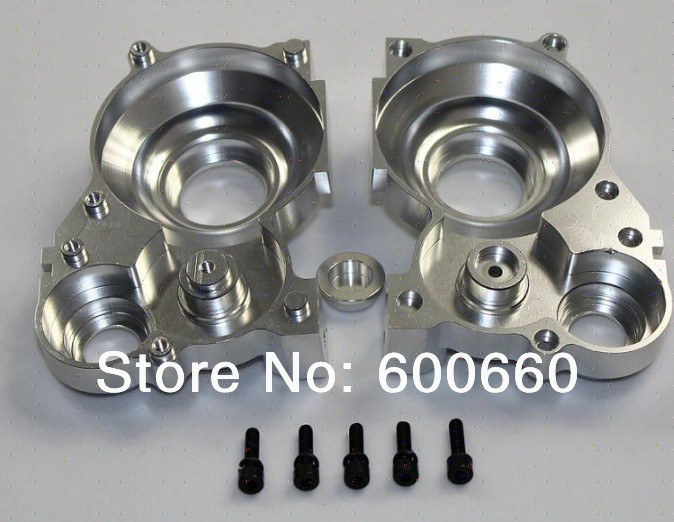 CNC - New alloy gearbox set for baja 1 set two colors 85118 loncin zongshen lifan tricycle motorcycle gearbox or shift gearbox for 150 200cc motorcycle powerful gearbox chuanyu brand