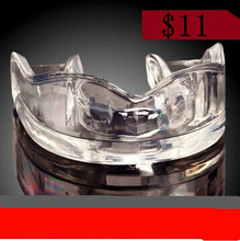 Free shipping A mouthguard completely close /lot Stop snore/anti snoring SleepPro expressions using - piece snoreguard Dvice