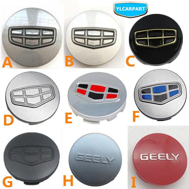Para Geely Emgrand X7, EmgrarandX7, EX7, SUV, 8, EC8, E8, X3, GX3, Carro centro da roda calota