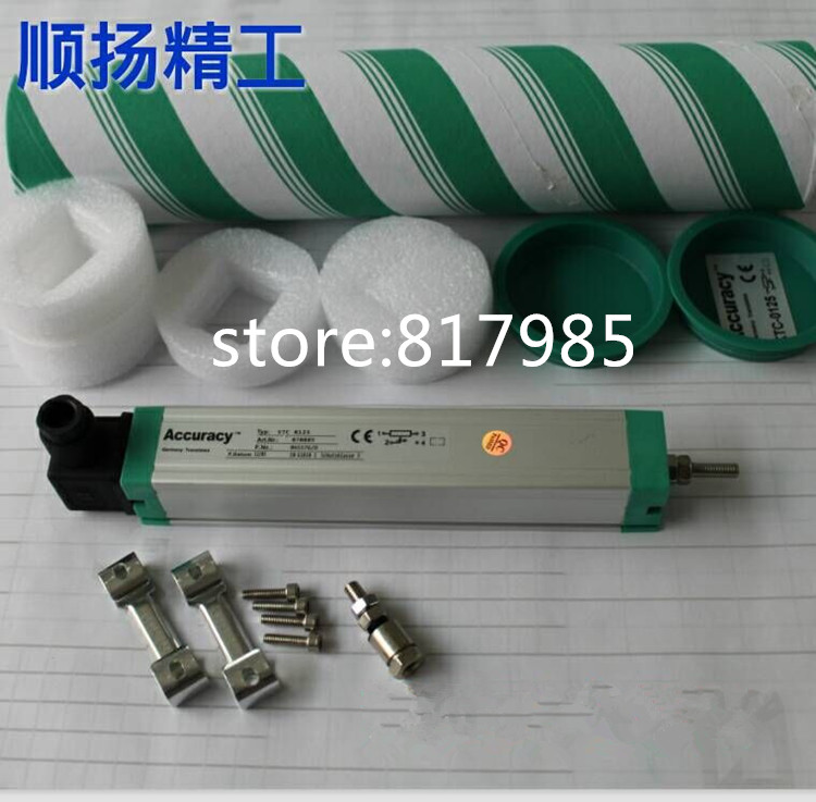 KTC-125mm measuring length linear transducer scale for injection molding machine ktc 1000mm linear transducer scale module position linear scale