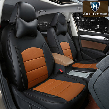 TO YOUR TASTE auto accessories custom new leather car seat covers for Suzuki Auto Swift Liana 2 Sedan Jimny GRAND VITARA Wagon R фото