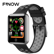 Scorching Finow 1999 1.54 inch Sensible Wrist Bracelet Health Tracker Anti misplaced Exercise Blood Strain IP68 Waterproof Sport Wristband
