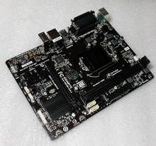 95% for new Free shipping for Gigabyte GA-H81M-DS2 motherboard supports G1840 all-solid H81 LGA1150 DDR3