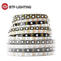 WS2813 Led Pixel Strip 1m/4m/5m Dual Signal 30/60/100/144 pixels/leds/m WS2812B Updated Black/White PCB IP30/65/67 DC5V DC12V|pixel strip|led pixel strip|ws2813 led -